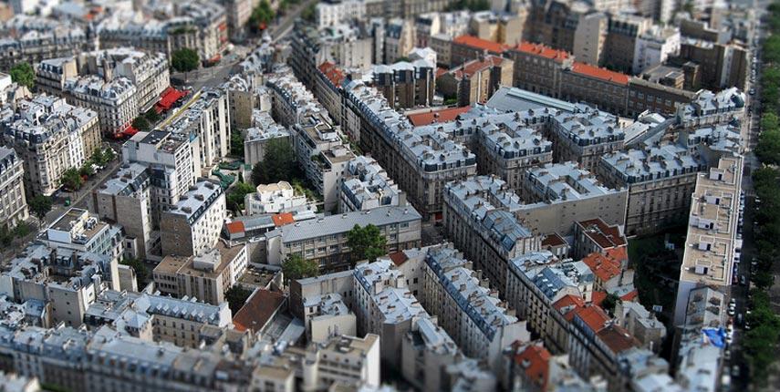 Etude immobilière : prix des logements et surface